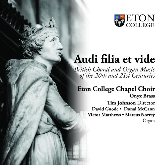 Eton CD cover